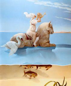 Por Amor al Arte: El talentoso pintor Michael Taylor.