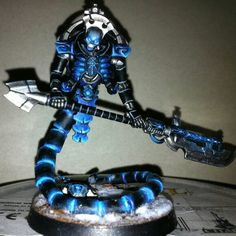 Necron modified version lord