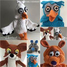 Crochet Boots Pattern, Crochet Yarn, Hand Crochet, Crochet Toys, Crochet For Boys, Learn To Crochet, Diy Haken, Fox Pattern, Easter Bunny Decorations