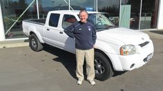 Congratulations John, have a blast in your new truck.