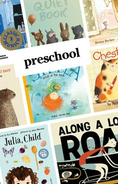 There's a ton of great books for preschoolers. Read on to find out which ones made our list of top Canadian kids' books.