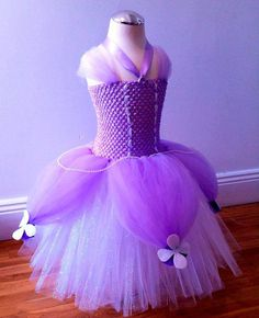 Sofia the First inspired princess tutu dress for girls for special occasion or birthday party costume pageant Princess Tutu Dresses, Pageant Dresses, Girls Dresses, Tutu Princesa Sofia, Tutu Diy, Sofia The First Birthday Party, 3rd Birthday, Birthday Ideas, Tulle Dress