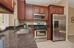 DIY split entry kitchen remodel   Split Foyer Kitchen Reno - Houzz ...