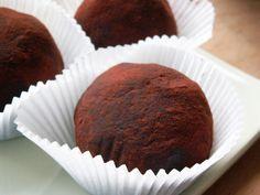 Rumkugeln aus Kuchenresten wie früher vom Bäcker