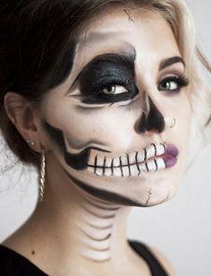 Linda B's Blog: Create with Joy: Halloween Makeup - DIY Tutorials