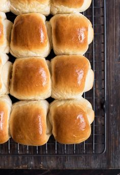 Hokkaido Milk Rolls - This will be the last dinner rolls recipe you'll ever need. Amazingly soft, light & fluffy. I guarantee.