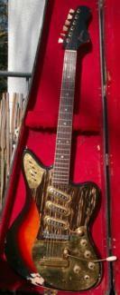 Framus Golden Strato Deluxe in Hessen - Oberursel (Taunus) | Musikinstrumente und Zubehör gebraucht kaufen | eBay Kleinanzeigen