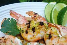 Tandoori Shrimp Skewers