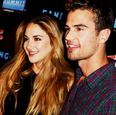 Theo and Shailene