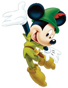 Imprimir mickey mouse