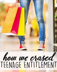 issues: how we erased teenage entitlement in our daughter Stressing out over teenage entitlement? This idea is pretty harsh, but worked for one mom.Stressing out over teenage entitlement? This idea is pretty harsh, but worked for one mom. Raising Teenagers, Parenting Teenagers, Parenting Books, Parenting Humor, Parenting Advice, Parenting Classes, Mindful Parenting, Foster Parenting, Laura Lee