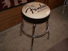 Fender Guitar Table | bar stool for playing guitar sitting-fender-acoustic- barstool & Martin Bar Stool | Guitars u0026 Such | Pinterest | Bar stool Stools ... islam-shia.org