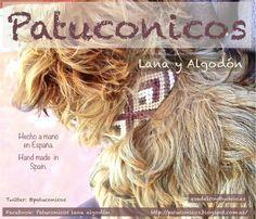 http://patuconicos.blogspot.com.es/  collar Patuconicos hecho a mano con nudos de macramé modelo Chiwaka. tonos verde y kaki, marron   Algodón rustico se cierra con broches.  Precio 15€.