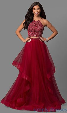 Red Formal Dresses, Long Formal Gowns, Prom Dresses 2015, Plus Size Prom Dresses, Long Evening Gowns, Nice Dresses, Party Dresses, Tulle Gown, 16th Birthday