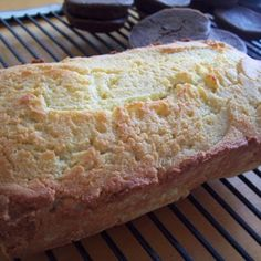 HCG Diet (P3) Coconut Flour Bread Recipe - Key Ingredient--uses an awful lot of eggs and butter however