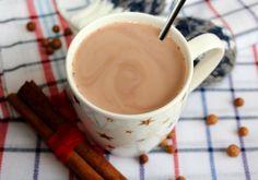 Kakao na mleku z cynamonem Sweets, Coffee, Drinks, Tableware, Shake, Smoothie, Author, Kaffee, Drinking