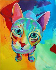 mejores 500 im genes de cat faces 3 en pinterest cara de gato gatitos y dibujos de arte. Black Bedroom Furniture Sets. Home Design Ideas
