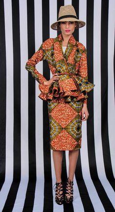 "Reuben Reuel creator of Demestiks New York fashion designs. "" Patricia Wrap Cardigan Jacket"" on Etsy #Africanfashion #AfricanWeddings #Africanprints #Ethnicprints #Africanwomen #africanTradition #AfricanArt #AfricanStyle #Kitenge #AfricanBeads #Gele #Kente #Ankara #Nigerianfashion #Ghanaianfashion #Kenyanfashion #Burundifashion #senegalesefashion #Swahilifashion ~DK"