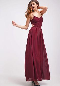 Das perfekte Kleid für deinen eleganten Auftritt. Miss Parisienne Ballkleid  - bordeaux für 139, 21a2dce47d