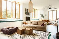 An eclectic home in France - desire to inspire - desiretoinspire.net