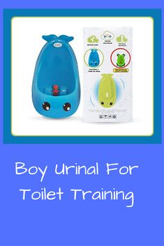 Your little one will only need to toilet train when he is two years old. Having a urinal as part of the bathroom decor will make it less scary when training needs to begin. Two Year Olds, 1 Year, Best Toddler Gifts, Toilet Training, Scary, Best Gifts, Bathroom, Boys, Decor