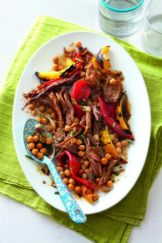 This warm lamb salad recipe is a great way to use up left over meat, and provides a delicious alternative Sunday lunch. Healthy Recipes On A Budget, Healthy Crockpot Recipes, Clean Eating Recipes, Cooking Recipes, Healthy Food, Lamb Recipes, Lunch Recipes, Savoury Recipes, Delicious Magazine Recipes