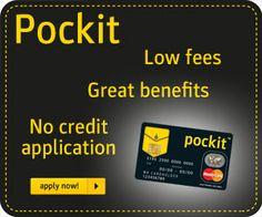 pocket prepaid card banner - Apply For Prepaid Card