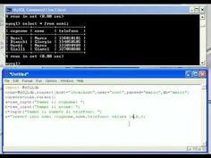 Tutorial 74 - Imparare Python - #Corsi #Corso #Imparare #ITA #Italiano #Lezione #Lezioni #Linguaggio #Manuale #Mysql #Programma #Programmare #Programmazione #Python #Tutorial #Video http://wp.me/p7r4xK-Lo