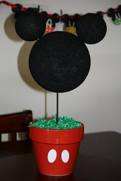 Mickey Party cute cheap easy!