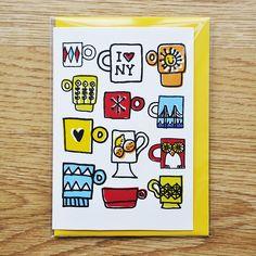 A new card design.