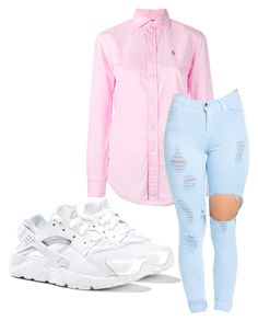 """""""Untitled #91"""" by qveenmm on Polyvore featuring Polo Ralph Lauren"""