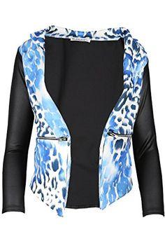Wetsuit, Tops, Swimwear, Fashion, Back Stitch, Waterfall, Neckline, Jackets, Blue
