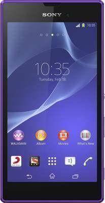 Sony Xperia T3(Purple, 8 GB)