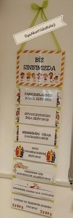 Ankara, Ankara konumunda Oya A Preschool Art Activities, Classroom Layout, Special Education Classroom, Math Class, Early Childhood Education, School Counseling, First Day Of School, Primary School, Teaching English