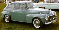 Volvo pv544 pictures. Photo 1.