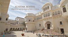 Alsisar Mahal Rajasthan