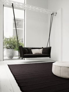 | FURNITURE | adore and want the #PAOLALENTI #swing