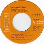 the guess who 45 these eyes - Bing Images