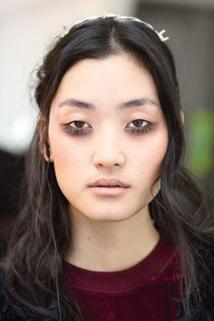 Beauty at New York Fashion Week: Eyes (Rodarte RTW Fall 2013)