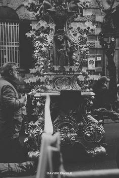 "OnLineArt 2017 -  Opera Fotografica: ""Sant'Agata"" -  Artista: Davide Basile -  Fotografia. Sequenza fotografica. 2016."