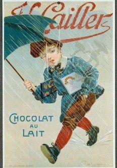 Cailler est un chocolat suisse