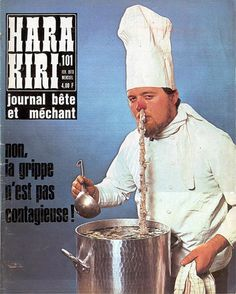 Hara Kiri was the highly controversial satirical French magazine published by humorist Georges Bernier, author François Cavanna and comic . Funny Nurse Quotes, Sarcastic Quotes, Nurse Humor, Nursing Memes, Funny Nursing, Nursing Quotes, Worst Album Covers, Bad Album, Happy Nurses Week