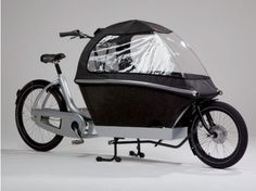 Urban Arrow: A Reinvented Cargo Bike With An Electric Boost