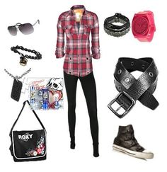 emo outfits | Belleza Emo: Outfit Casual EMo