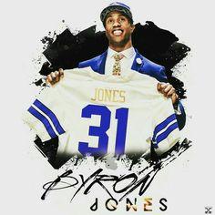 NFL Jerseys Outlet - pro line womens dallas cowboys byron jones team color jersey