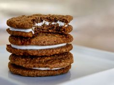 Oatmeal Creme Pies have mastered consistency in every sense of the word. It starts with the unparalleled consistency of both the cookies and the so-called creme. Together they are yielding yet substantial and neither squishy nor firm. Their flavor and texture remain consistent from edge to edge, from box to box, from decade to decade.