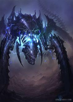 Lightning Behemoth by ianllanas on DeviantArt