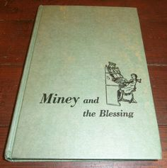 Miney and the Blessing By Miriam E. Mason by heritagepostcards $9.99