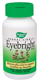 Eyebright Herb by Nature's Way - Buy Eyebright Herb (430 MG) 100 Capsules at