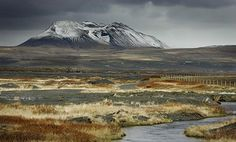 Iceland's mountains and lava field are making it popular with filmmakers. Photograph: Miles Wills/Getty